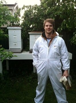 Dan The Bee Keeper